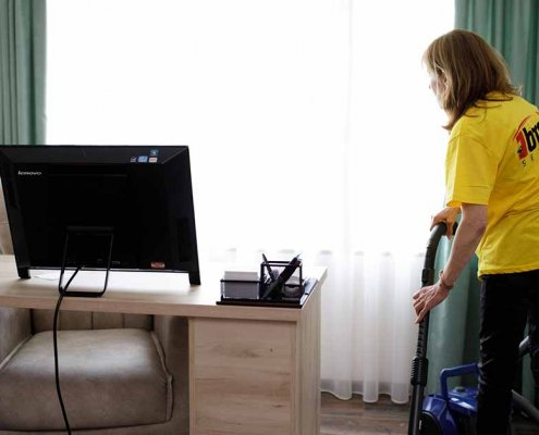 professional cleaning services for your office