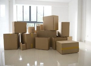Cardboard Boxes For Storage and Relocation in London