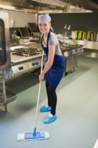 Commercial Kitchen Cleaners in London