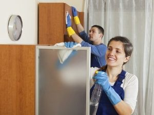 End of Tenancy Cleaning Service in London