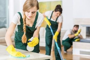 Thorough Domestic Cleaning in London