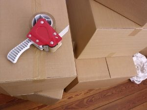 Tape for Packing Services in London